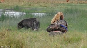 Ladies Only Hunt